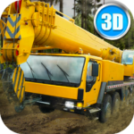 🚧 Offroad Construction Trucks Mod Apk 1.2.3