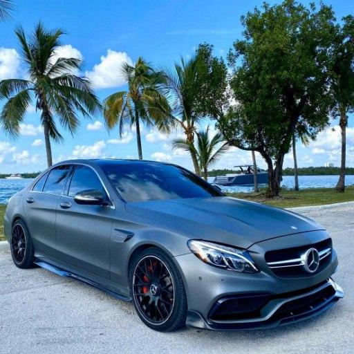 Parking Mercedes C63 AMG City Drive Mod Apk 11.2