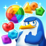 Penguin Puzzle Party Mod Apk 2.4.0