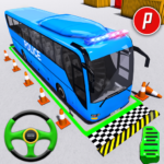 Police Bus Parking Game 3D – Police Bus Games 2019 Mod Apk 1.0.14