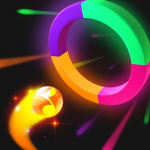 Smash Colors 3D – EDM Rush the Circles Mod Apk 0.2.10