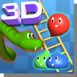 Snakes and Ladders, Slime – 3D Battle Mod Apk 1.42