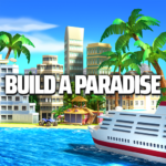Tropic Paradise Sim: Town Building City Game Mod Apk 1.4.4