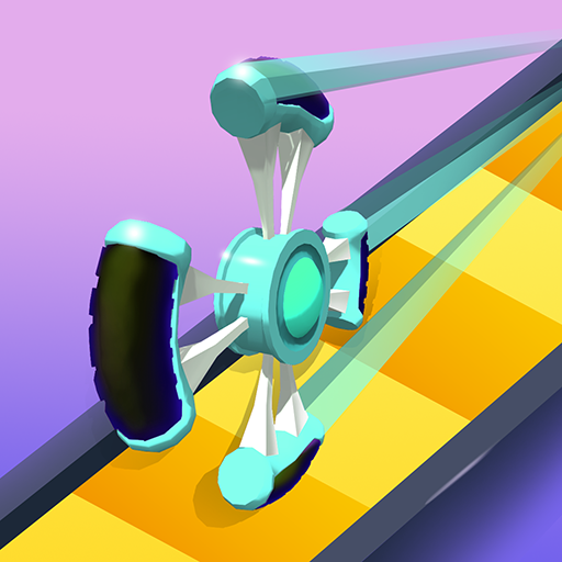 Wheels Run 3D Mod Apk 1.3.8