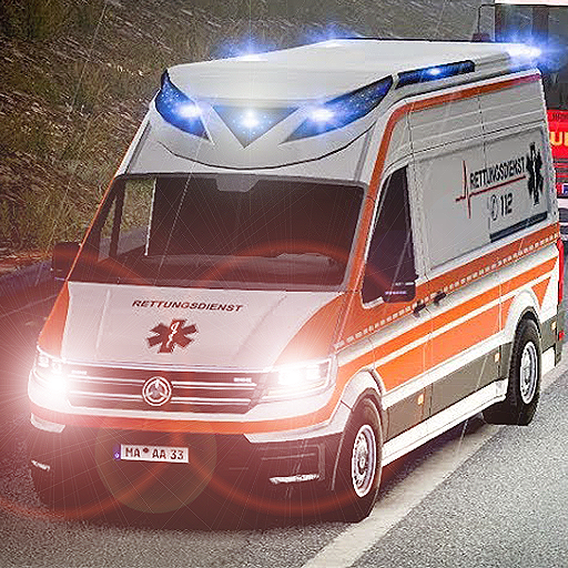 911 Emergency Ambulance Simulation Mod Apk 1.3