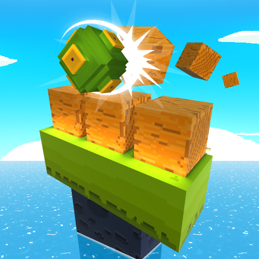 Blocky Tower – Knock Box Balls Ultimate Knock Out Mod Apk 0.0.4