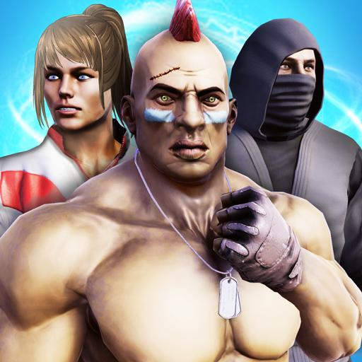 Bodybuilder Fighting Champion: Real Fight Games Mod Apk 1.6
