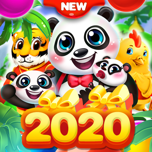 Bubble Shooter 5 Panda Mod Apk 1.0.60