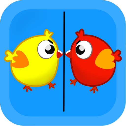 Chicken fight – two player game Mod Apk 1.5