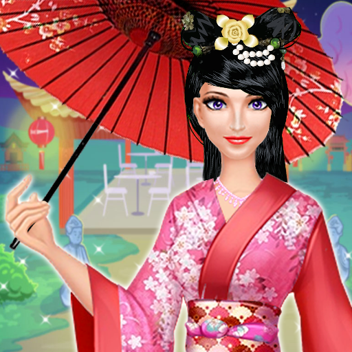 Chinese Doll Makeup – Fashion Doll Makeover Salon Mod Apk 1.0