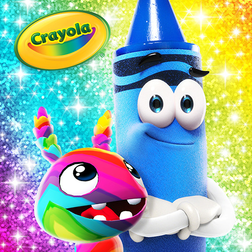 Crayola Create & Play: Coloring & Learning Games Mod Apk 1.45