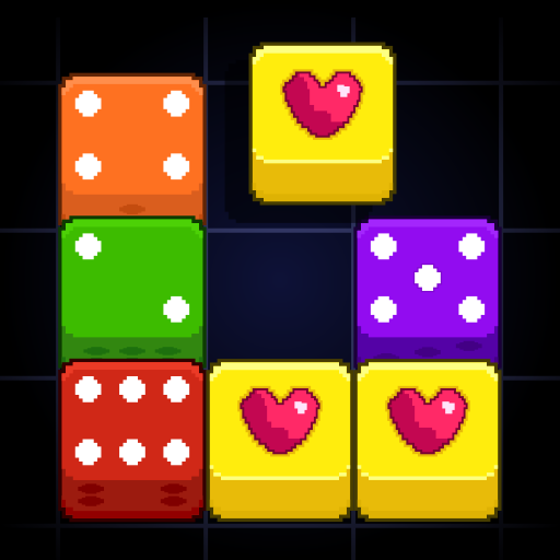 Dice Merge Color Puzzle Mod Apk 1.0.1