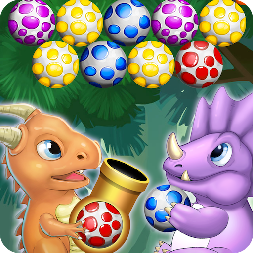 Dinosaur Eggs Pop 2: Rescue Buddies Mod Apk 1.2.4