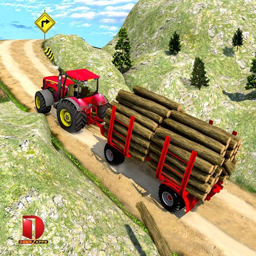 Drive Tractor trolley Offroad Cargo- Free 3D Games Mod Apk 2.0.20