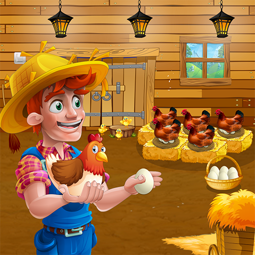 Eggs Factory: Poultry Chicken Farming Business Mod Apk 1.0.2