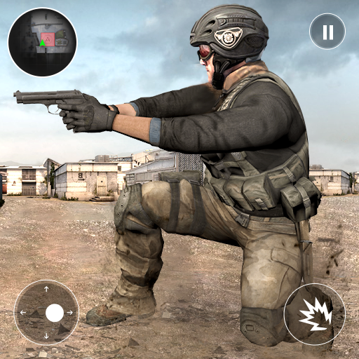 Encounter Strike Ops: Fps Real Commando Games 2020 Mod Apk 1.1.2