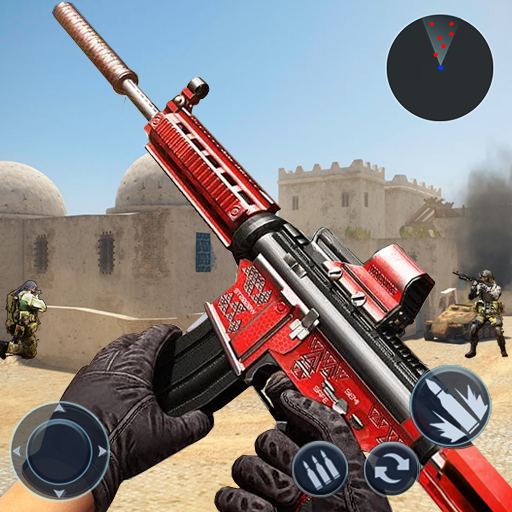 Encounter Terrorist Strike: FPS Gun Shooting 2020 Mod Apk 2.7.20