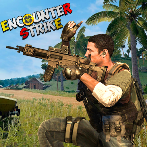 FPS Encounter Strike 3D: Free Shooting Games 2020 Mod Apk 1.0.6