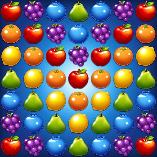 Fruits Magic Sweet Garden: Match 3 Puzzle Mod Apk 1.1.2