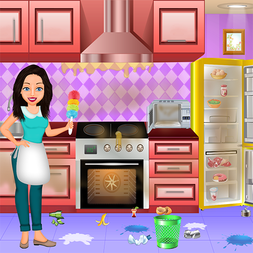 Girls Home Cleaning: Bedroom Makeover & Repairs Mod Apk 1.0.6