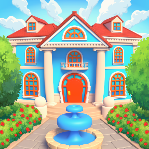 Home Design : Miss Robins Home Makeover Game Mod Apk 1.20