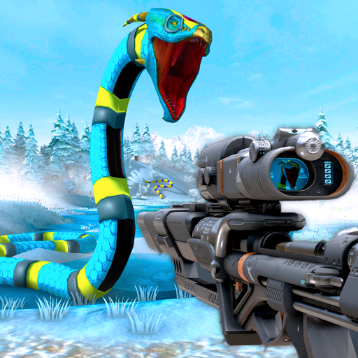 Hunting Reptile Fever FPS Mod Apk 1.1