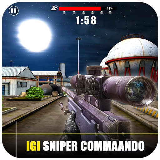 IGI Sniper Commando – New Gun Shooting Game 2020 Mod Apk 3