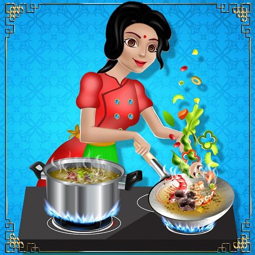 Indian Food Cooking Restaurant  Mod Apk 0.5