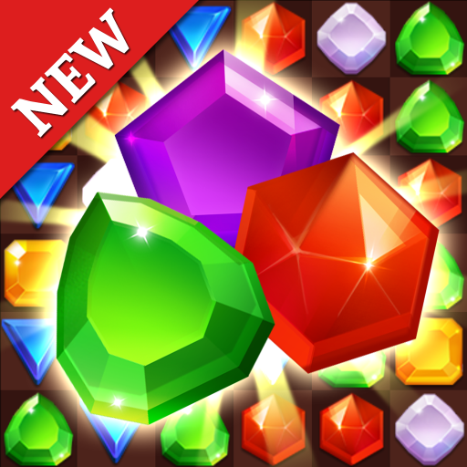 Jewels and Gems Blast: Fun Match 3 Puzzle Game Mod Apk 1.0.11