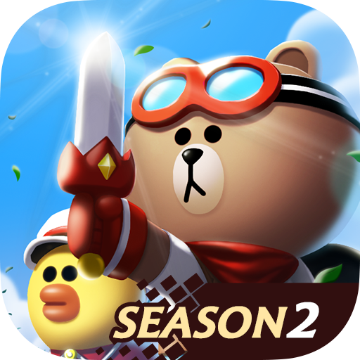 LINE BROWN STORIES : Multiplayer Online RPG Mod Apk 2.0.4
