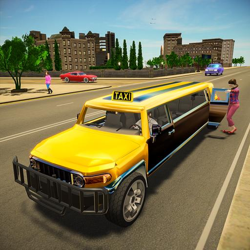 Limousine Taxi 2020: Luxury Car Driving Simulator Mod Apk 1.1