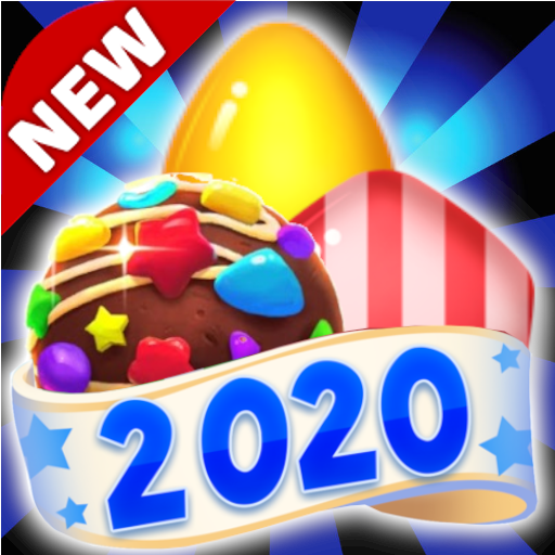 Lollipop Candy 2020: Match 3 Games & Lollipops Mod Apk 93.0