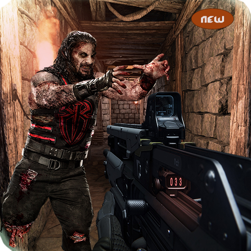 Mad Zombie Frontier 2: DEAD TARGET Zombie Games Mod Apk 1.01