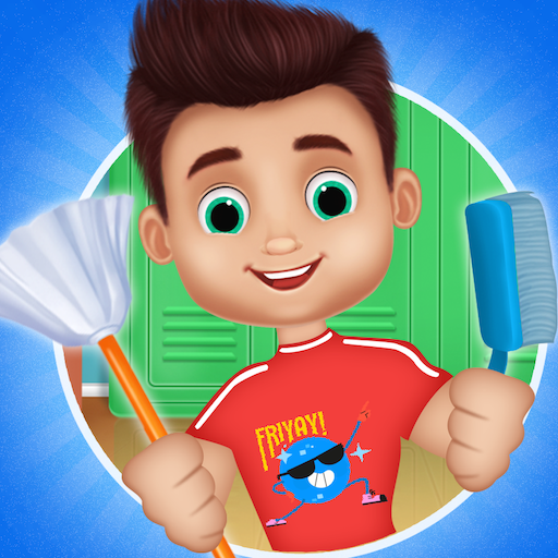 Messy School Cleaning – Bus classroom cleanup Mod Apk 3.0
