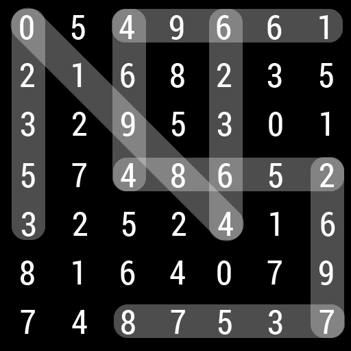 Number Search 1st Mod Apk 1.0.2