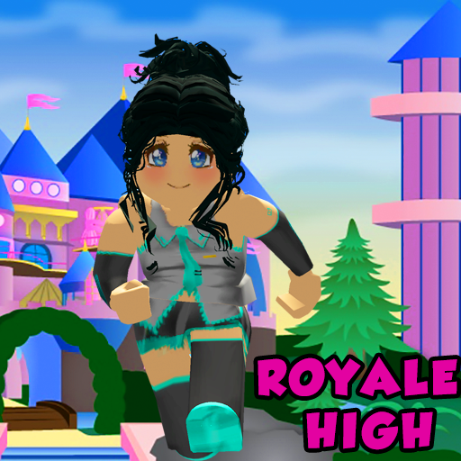 Obby Royale high Cookie Swirl roblx Mod Mod Apk 1.0