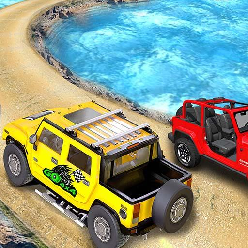 Offroad Jeep Driving Stunt 3D : Real Jeep Games Mod Apk 1.0