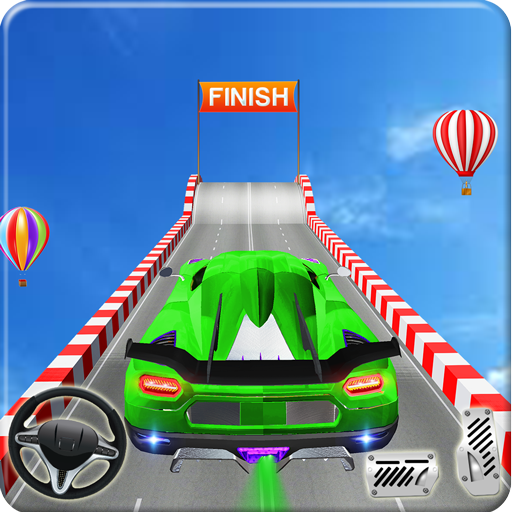 Prado Stunt Racing Car Games – 3D Ramp Car Stunts Mod Apk 1.0