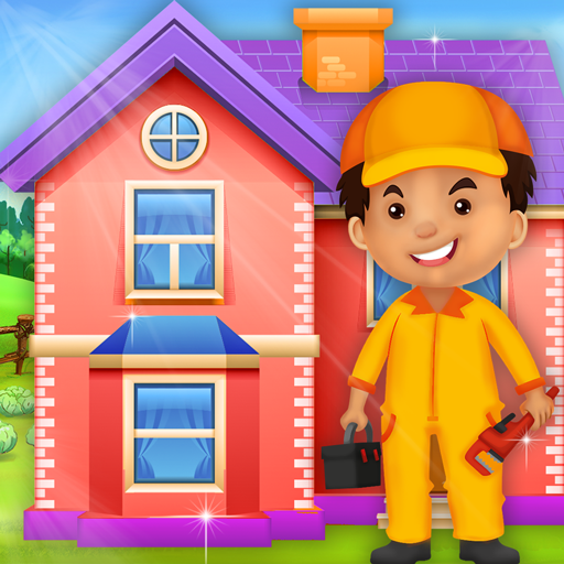Repair Modern House: Cleaning & Fix it Game Mod Apk 0.2