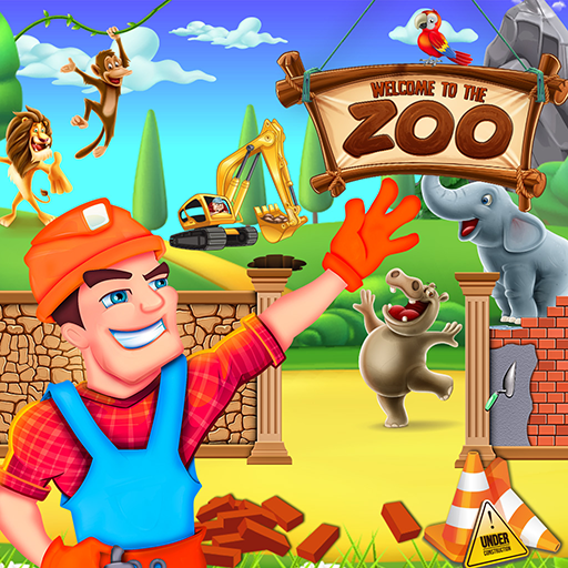 Safari Zoo Builder: Animal House Designer & Maker Mod Apk 1.0.3