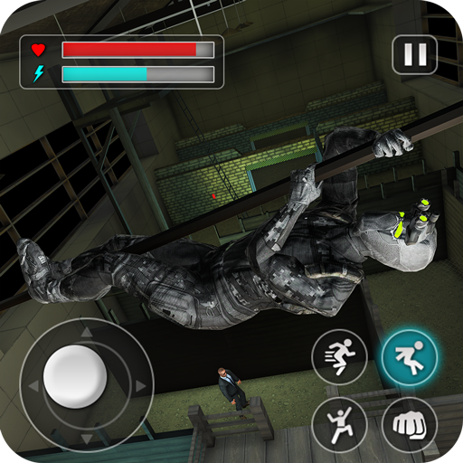 Secret Agent Stealth Training School: New Spy Game Mod Apk 1.0.2