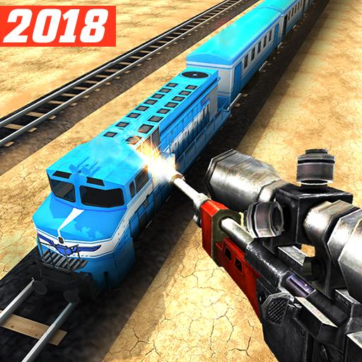Sniper 3D : Train Shooting Game Mod Apk 100.4