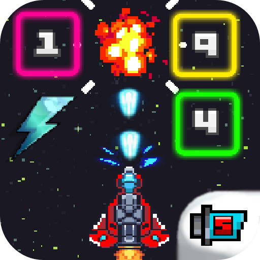 Space Blast Block Attack Mod Apk 1.0.0.7