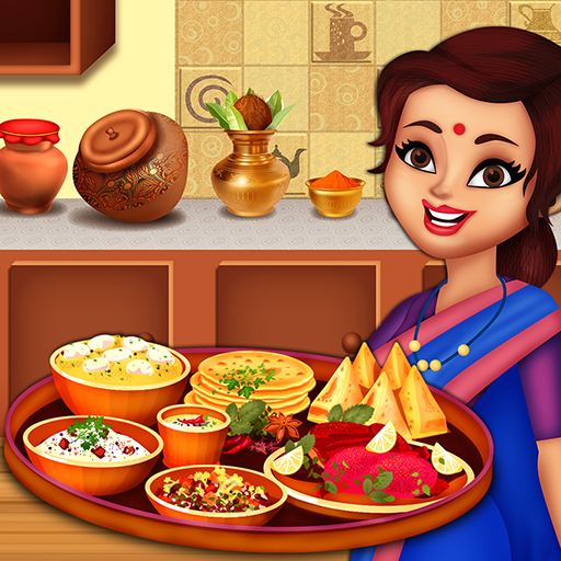Street Food Indian Chef: Kitchen Cooking Recipes Mod Apk 0.4