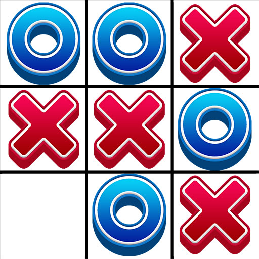 Tic Tac Toe 2 player games, tip toe 3d tic tac toe Mod Apk 2