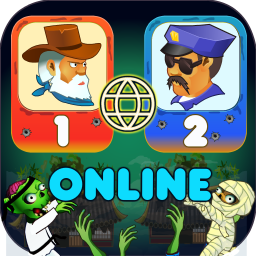 Two guys & Zombies (online game with friend) Mod Apk 1.0.9