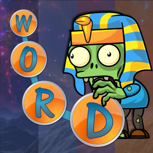 Words vs Zombies – fun word puzzle game Mod Apk 5.10.20