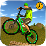 BMX Offroad Bicycle rider Superhero stunts racing Mod Apk 1.0.5