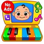 Baby Games – Piano, Baby Phone, First Words Mod Apk 1.2.4