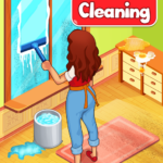 Big Home Cleanup and Wash : House Cleaning Game Mod Apk 3.0.5